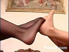 pantyhose sex - best indian sex videos